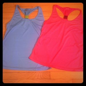 Two BCG workout tank tops size large